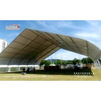 High Quality Unique Design Curve Roof Aluminum Event Tent for Party