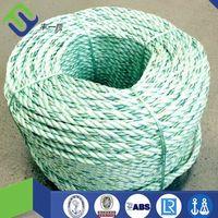Polypropylene anchor rope/ dockline ropes for sale