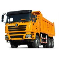 SHACMAN 3 AXLES TIPPER TRUCK FOR SALE