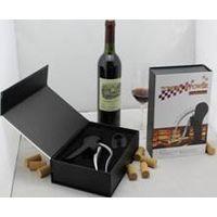 Quest Deluxe Lever Style Corkscrew Wine Opener