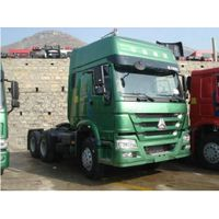 Sinotruk Howo 6*4 Tractor Truck To Africa