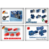Gear Reduces and Gearmotors