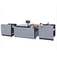 GWUV-660A Paper Automatic UV Coating Machine thumbnail image