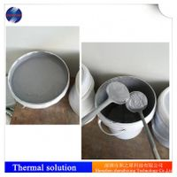 Thermal paste with high thermal conductivity