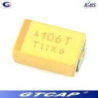 3528 chip tantalum capacitor 16V 330uF smd tantalum capacitor