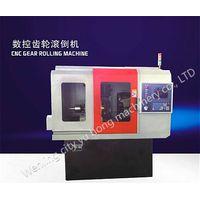 CNC gear hob chamfering machine thumbnail image