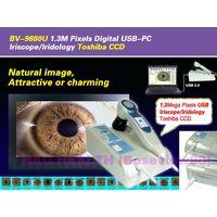 2M Pixels Digital USB-PC Iriscope/Iridology Toshiba CCD thumbnail image