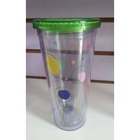 promotion 24OZ Grand Journey with straw  tumbler BPA FREE