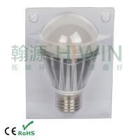 High quality 5630 smd led e27 8w dimmable led bulb H!WIN Airi series