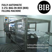 Fully-automatic 5L 10L 20L WEB Type Bags Filler Bag in Box Filling Machine