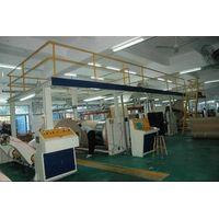 DWJ120-1600-2ply(PLC Cut) Corrugated Cardboard Production Line