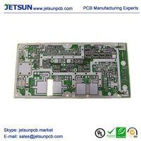 RF microwave pcb/printed circuit board