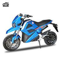 2017 New M5 2000W 72v Green Power Electric Motorcycle/E Bike