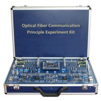 ES7006I Optical Fiber Communication Principle Experiment Kit