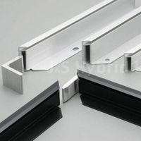 Aluminium solar panel frame thumbnail image