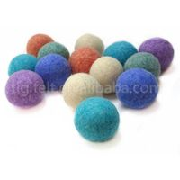 Custom Wool Cleaning Balls/ Dryer Balls
