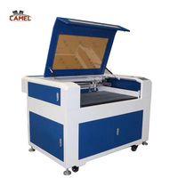 small size CA-6090 80w 100w mini cnc wood mdf acrylic plexiglass co2 laser cutting machine price thumbnail image