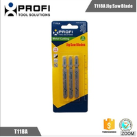 T118A jig saw blades for metal