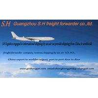 China to Indonesia seafreight door to door /custom clearance