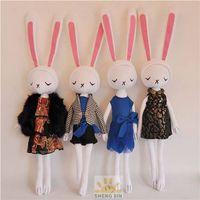 Rabbit Fashion Soft Stuffed animal Toys Baby Gifts thumbnail image