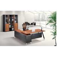 modern office executive desk,wooden office desk(PG-15B-18B)