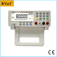 VICI VC8145 digital bench type multimeter TRMS RS232
