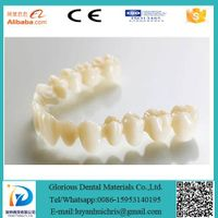 Buy ten get one free Dental Materials Zirconia Block