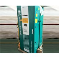The latest stly 60kw single EV charge vertical type electric charging station DC car charger machine thumbnail image