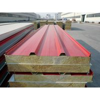 rook wool sandwich panel for roof