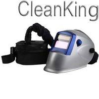 Auto-darkening Welding Helmet with HEPA Respiratory System thumbnail image