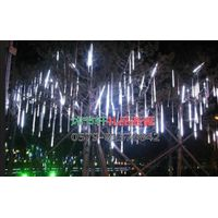 led lamp white meteor shower carnival festival holiday supplies party decoration luminous christmas