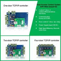4 doors TCP/IP access control system thumbnail image