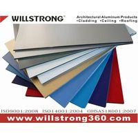 Manufacturer Price PVDF Exterior Wall Aluminum Composite Panels