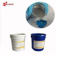 led electronic grade silicone thermally conductive potting material