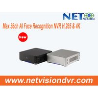 NVSS8101E / NVSS8301E / NVSS8701E--36 channel Face Recognition Network Videl Recorder
