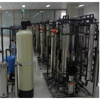 Reverse osmosis water purification machine