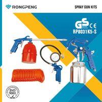 RONGPENG 5PCS Spray GUN kits R8031K5-S