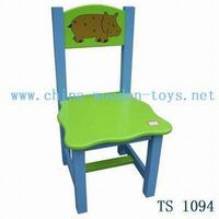 wooden chair thumbnail image