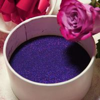 PET hexagon glitter manufacturer