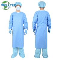 Premium Medical Supplier Disposable Surgical Gown, medical gowns
