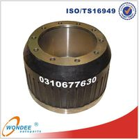 BPW Brake Drum 0310677630 for sale
