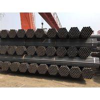 ASTM A53 BS 1387 ASTM A500 welded steel pipe /carbon steel pipe / black steel pipe
