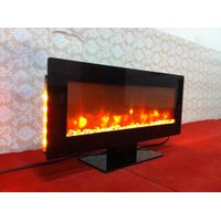 electric fireplace wall fireplace