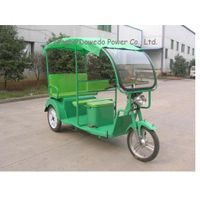 Electric Tricycle/Electric Three Wheeler/Battery Operated Three Wheeler thumbnail image