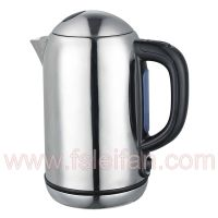 hot selling 1.7l 220v stainless steel electric kettle