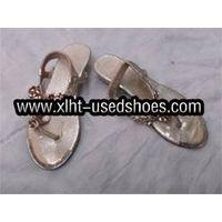 used sandals