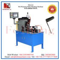 bending machine for hot runner heaters