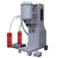 CO2 Fire extinguisher filling machine