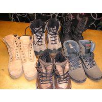 hard work boots / trekkings, wandering / winter shoes