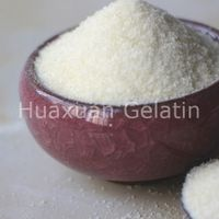 Natural Nutritional Edible Bovine Gelatin Powder Food Thickener For Sweets/Yogurt